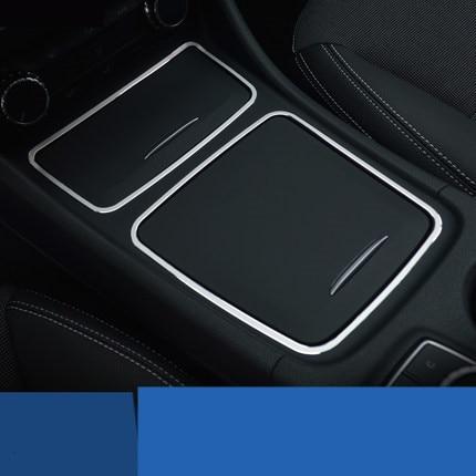 2 stücke Mittelkonsole Aufbewahrungsbox Zigarette Aschenbecher - Auto-Innenausstattung und Zubehör