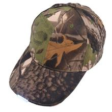 Buy HobbyLane Outdoor Camouflage Baseball Hat with LED Headlights Unisex Baseball Cap Be Easily Adjusted for Hunting Jogging Fishing directly from merchant!