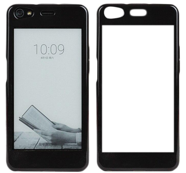 Fashion DIY 3D TPU Transparent Black Frame Phone Cover Case Coque For Hisense A2 Cases Hisesne A2 PRO
