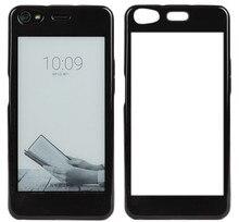 Модные DIY 3D ТПУ прозрачный черная рамка телефона чехол Coque для Hisense A2 случаях Hisesne A2 PRO