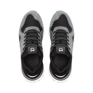 Image 2 - 2019 חדש הגעה Xiaomi Mijia רטרו Sneaker נעלי גברים ריצה ספורט עור אמיתי עמיד לנשימה עבור חיצוני ספורט