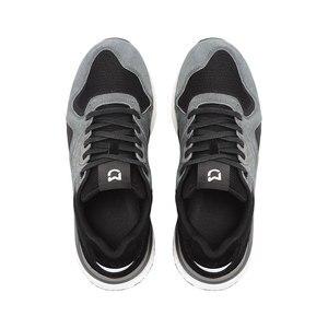 Image 2 - Мужские кроссовки в стиле ретро Xiaomi Mijia, прочные дышащие кроссовки из натуральной кожи для бега и занятий спортом на открытом воздухе, 2019