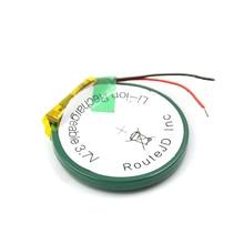 500 mAh 361 00061 00 Ersatz Batterie Für Garmin fenix 1 fenix 2 FENIX1 FENIX2 GPS Uhr Modell PD3555W