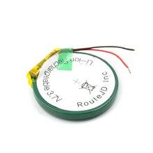 500 mAh 361 00061 00 batterie de remplacement pour Garmin fenix 1 fenix 2 FENIX1 FENIX2 GPS montre modèle PD3555W