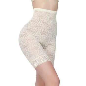 Fashion Womens High Waist Shapewear Lace Panty Slim Tummy Underwear For Body Shaping Hot 3