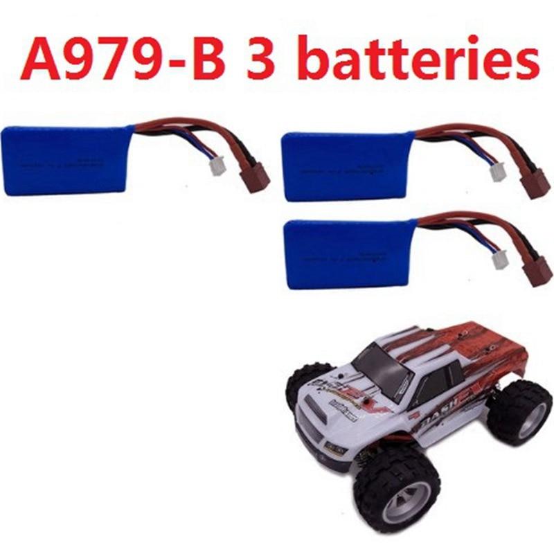 RC WLtoys 1/18 A979-B brushless mise à niveau hobbywing quicrun 3650 sensored moteur 120A ESC Radiolink RC6GS radio ES3004 servo métal