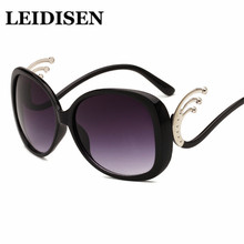 Mirror glasses ladies eyewear polarized sun glasses PC frame brand Designer summer accessories Driving uv400 cat eye glasses hot