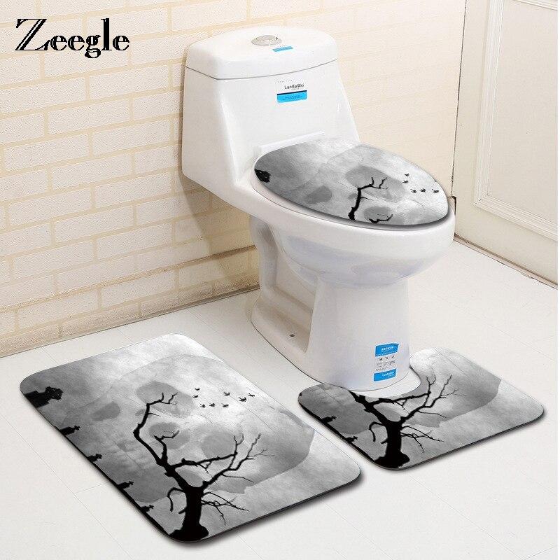 Bloombety Houzz Bathrooms With Floor Mat Houzz Bathrooms: Zeegle Dark Bathroom Mats Bath Floor Mat Anti Slip