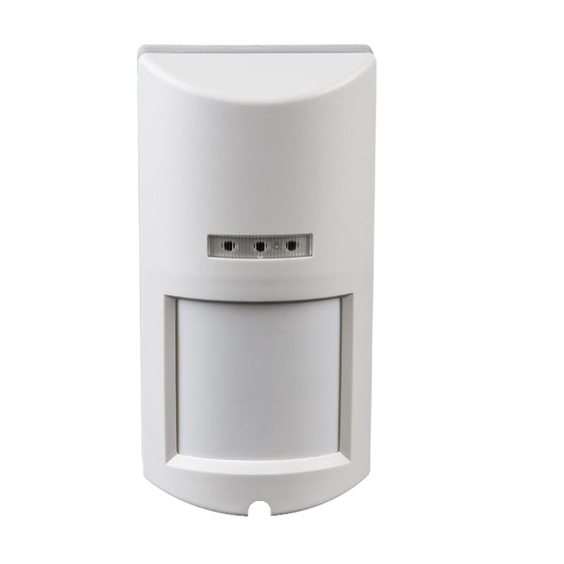 ФОТО 2pcs 433/315MHz outdoor waterproof Pet PIR Motion Detector Alarm Sensor for exterior home security alarm systems,free shipping
