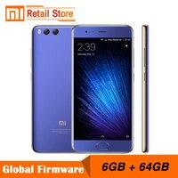 Original Xiaomi Mi6 6GB RAM 64GB ROM Snapdragon 835 Octa Core Mi 6 Mobile Phone Mi 6 4G+ 5.15