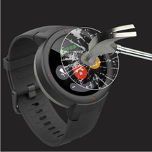 For Xiaomi Mi Huami Amazfit Smart Watch A1801 Verge 3 A1808 Lite NFC Sports Smartwatch Tempered Glass Screen Protector