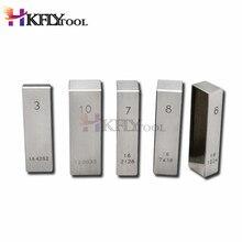 Gauge block 10mm, 20mm, 30mm, 40mm, 50mm Block Gauge Measure