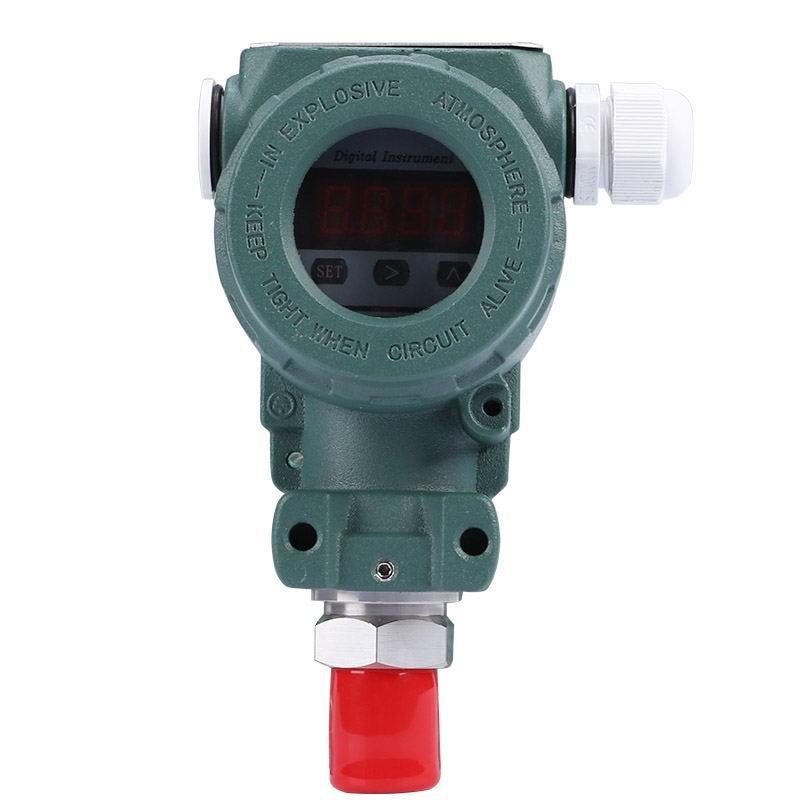 ELE 800S digital pressure transmitter pressure sensor 0 50MPA stainless steel