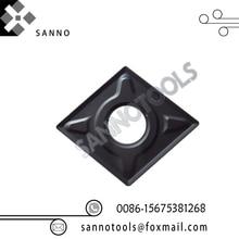 Free shipping! Inexpensive and hot sale turning tools 10pcs/lots YBM153 CNMG120404-EM cnc carbide turning inserts