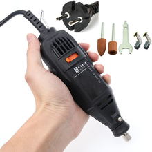цена на 130W Electric Drill Engraving Pen Mini 220v Engraving Drill Rotary Tool With Grinding Power Tool Variable Speed Multifunction