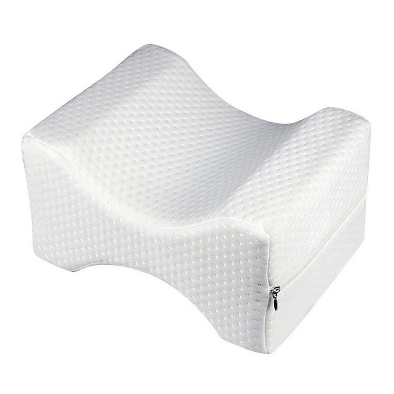 De espuma de memoria en forma de U-pierna almohada cojín de la pierna piernas forma materna calmante almohada infantil y materna utensilios regalos