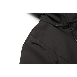 Image 5 - Enjeolon 2020 סתיו חורף מפציץ מעיל גברים מעיל רוח Mens מעילי מעילי Streetwear כותנה מרופד מעיל גברים בגדי JK0324