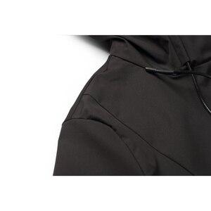Image 5 - Enjeolon 2020 outono inverno bombardeiro jaqueta homens blusão jaquetas dos homens casacos streetwear algodão acolchoado jaqueta roupas jk0324