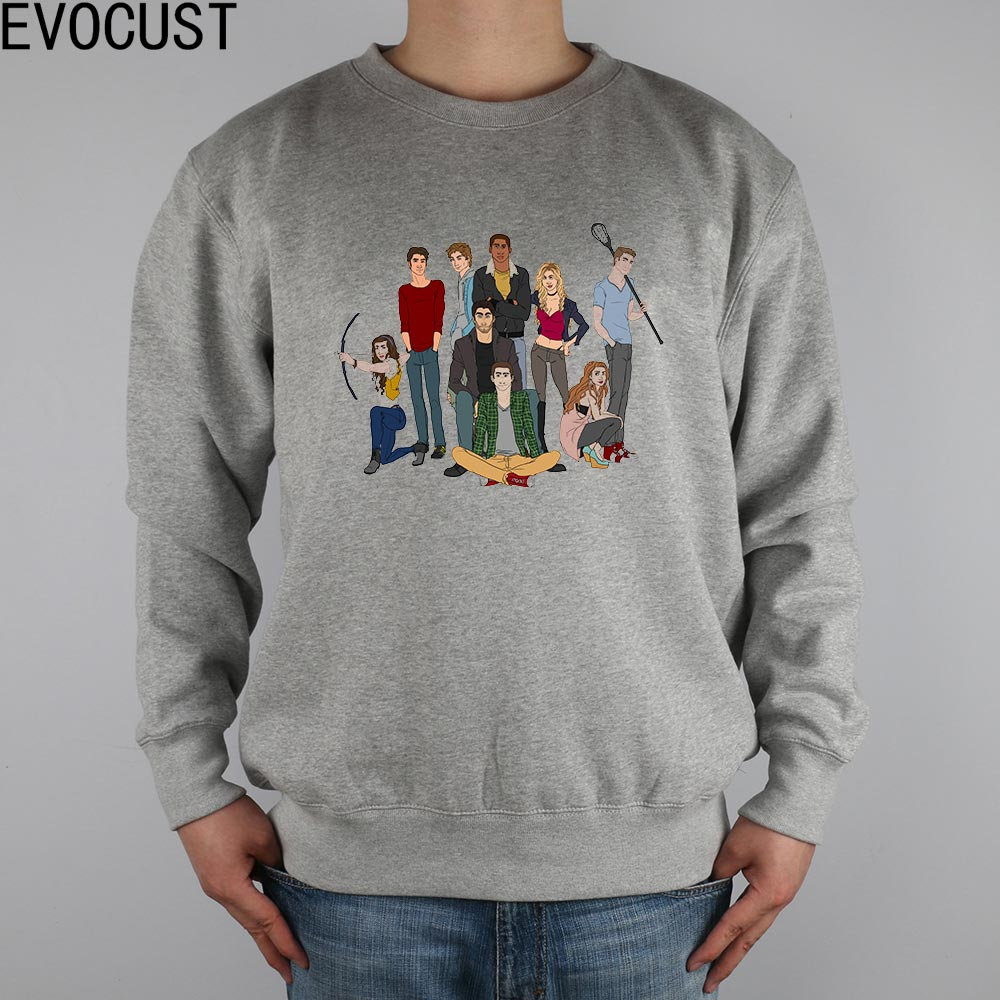 Teen Wolf Beacon Hills Pack men Sweatshirts Thick Combed Cotton ...
