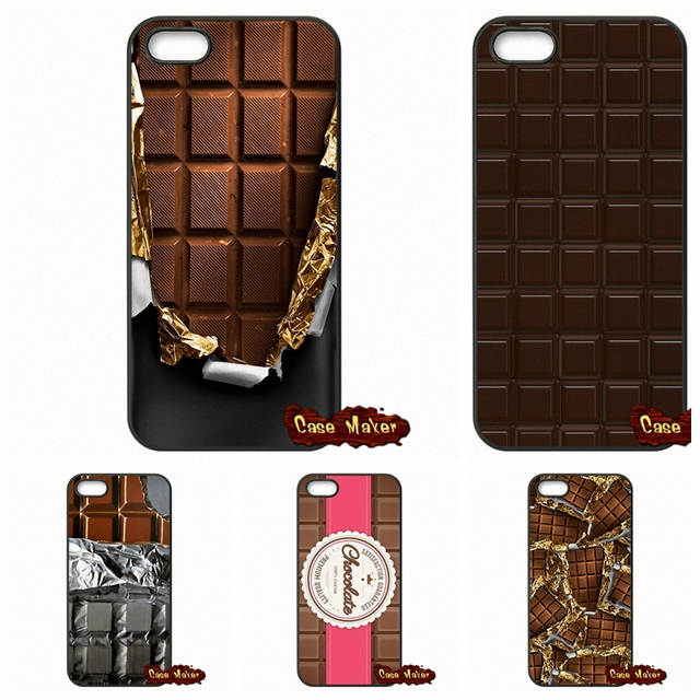 Opened Half Wonka Chocolate Cover Case For iPhone 4 4S 5S 5 5C 6 ...