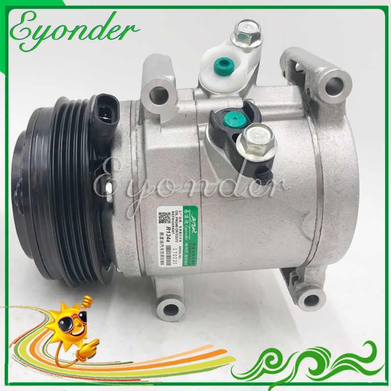 95967303 96073851 Csp11 Auto Air A C Ac Compressor For Chevrolet