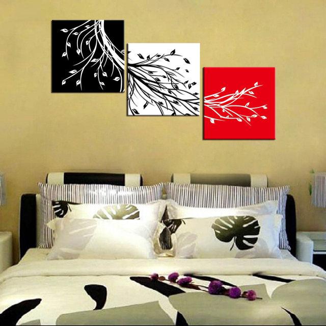Famous Red Black White Wall Art Model - Wall Art Design ...