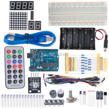 Starter Learning Kit for Arduino Basics FZ0598