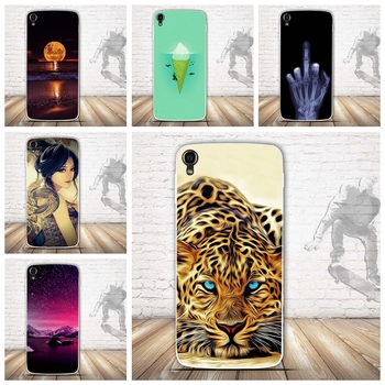 Soft TPU Phone Case for Alcatel One Touch Idol 3 5.5inch 6045 6045Y 6045K Silicon Back Skin Cover for Alcatel Idol 3 6045 Bag image