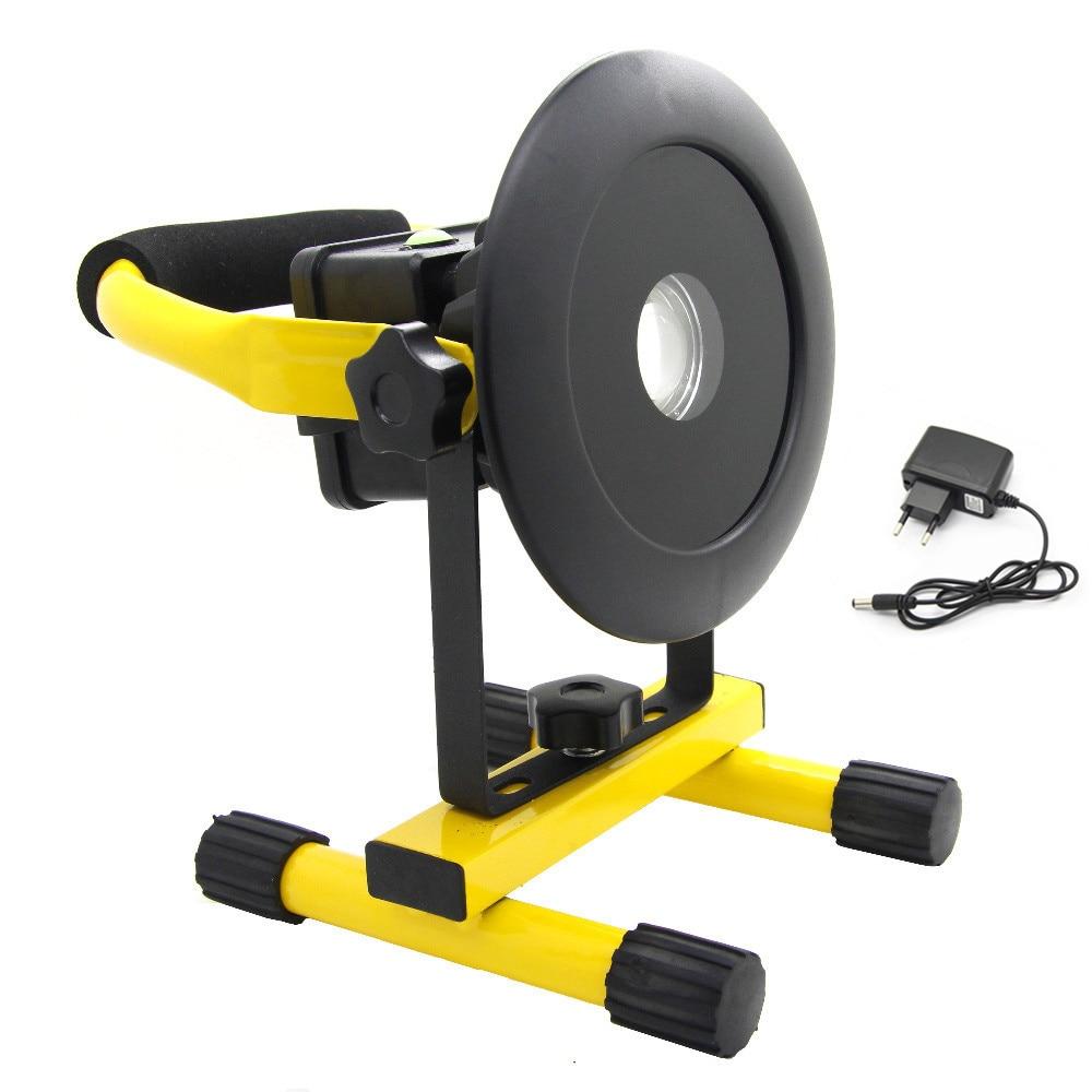 Outdoor Tourism Floodlights Waterproof IP65 30W 3 Models LED Spotlight Rechargeable Work Emergency light