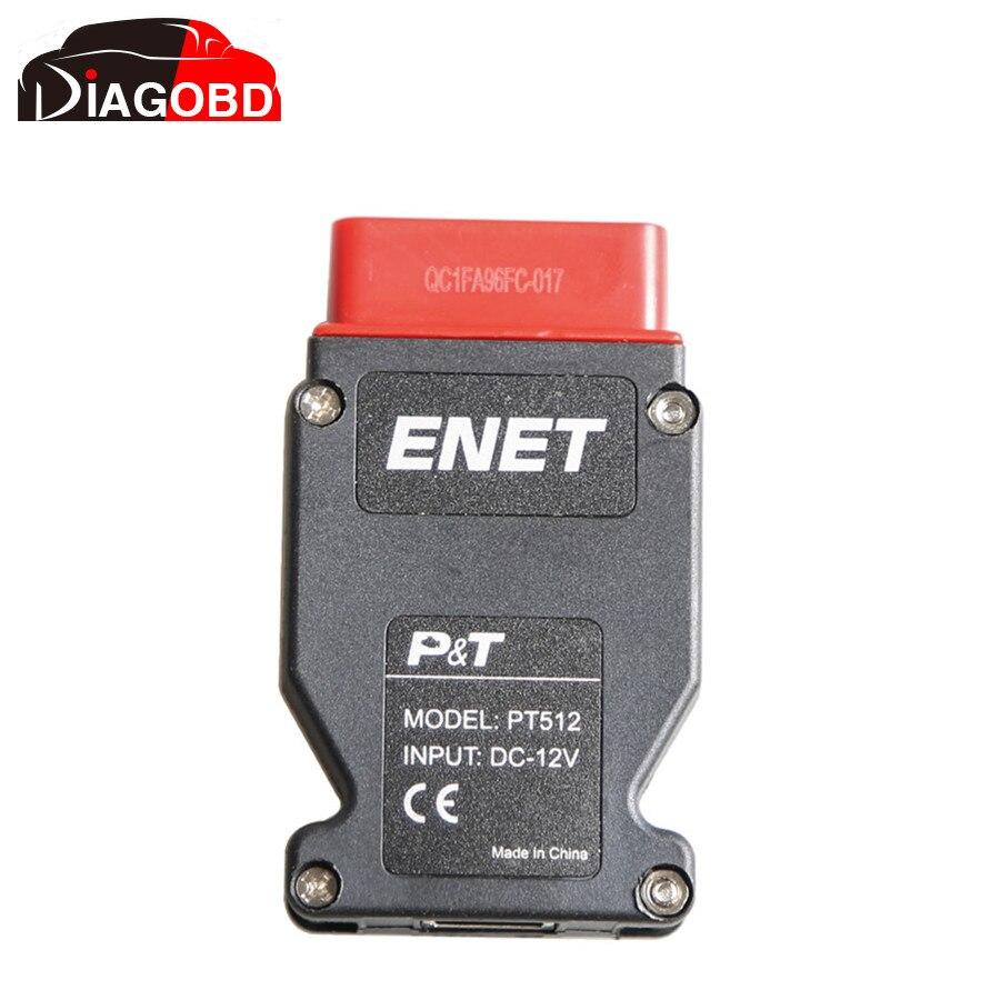 Prix pour ENET (Ethernet à OBD) Adaptateur D'interface E-SYS ICOM Codage pour BMW F-série
