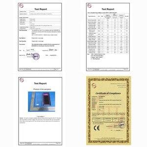 Image 5 - Pestañas de visón tamaño A ll J B C D rizo Natural Individual ExtensionLong ojo falso pestañas de imitación pestañas envío gratis