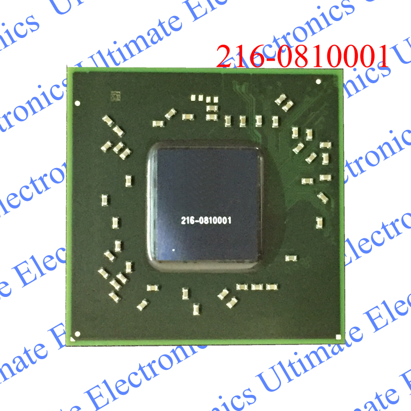 ELECYINGFO Refurbished 216-0810001 216 0810001 BGA chip tested 100% work and good quality
