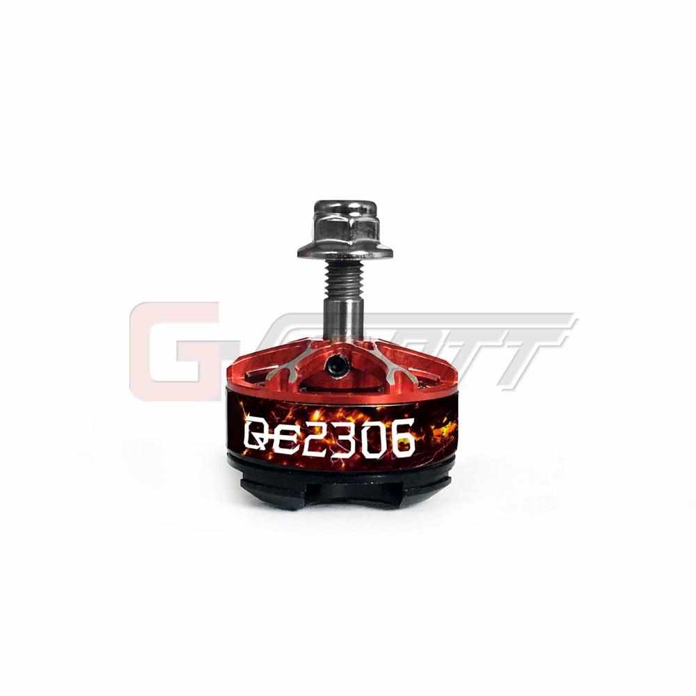 Gartt QE2306II 2750KV Brushless Motor 3 4S For RC Mini FPV Racing font b Drones b