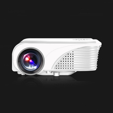 DH-Mini280w External Android Projector 3D Games Home Theater Proyector TFCard Short Focal Projector Built-in HIFI Speaker Beamer