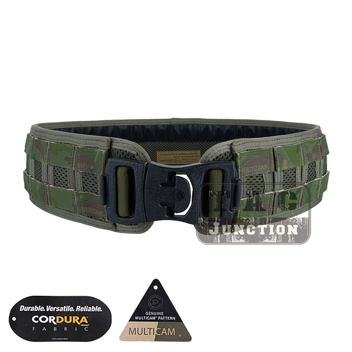 Emerson Tactical MOLLE Load Bearing Outer Belt EmersonGear Airsoft Military Hunting Velocity Systems Operator Utility OUB Belt emerson molle tactical edc gp op pouch emersongear military hunting airsoft utility accessories admin organizer waist packs bag