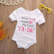 Infant Baby Boy Cotton Short Sleeve Romper Jumpsuit Clothes Outfits