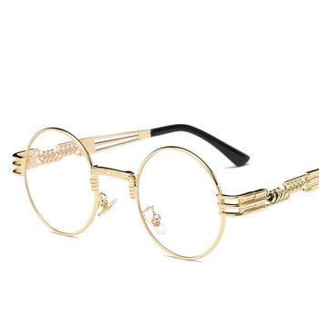 Steampunk Metal Vintage Sunglasses 2