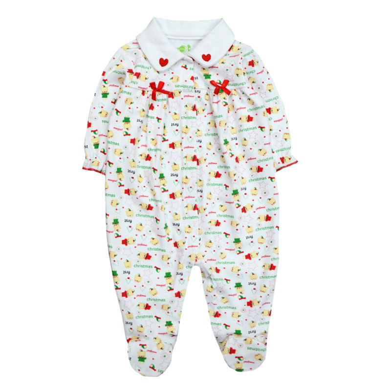2016 Baby Rompers Newborn Baby Boy Clothing Set Baby Cotton Long Sleeve Jumpsuits Winter Overalls cotton baby rompers set newborn clothes baby clothing boys girls cartoon jumpsuits long sleeve overalls coveralls autumn winter