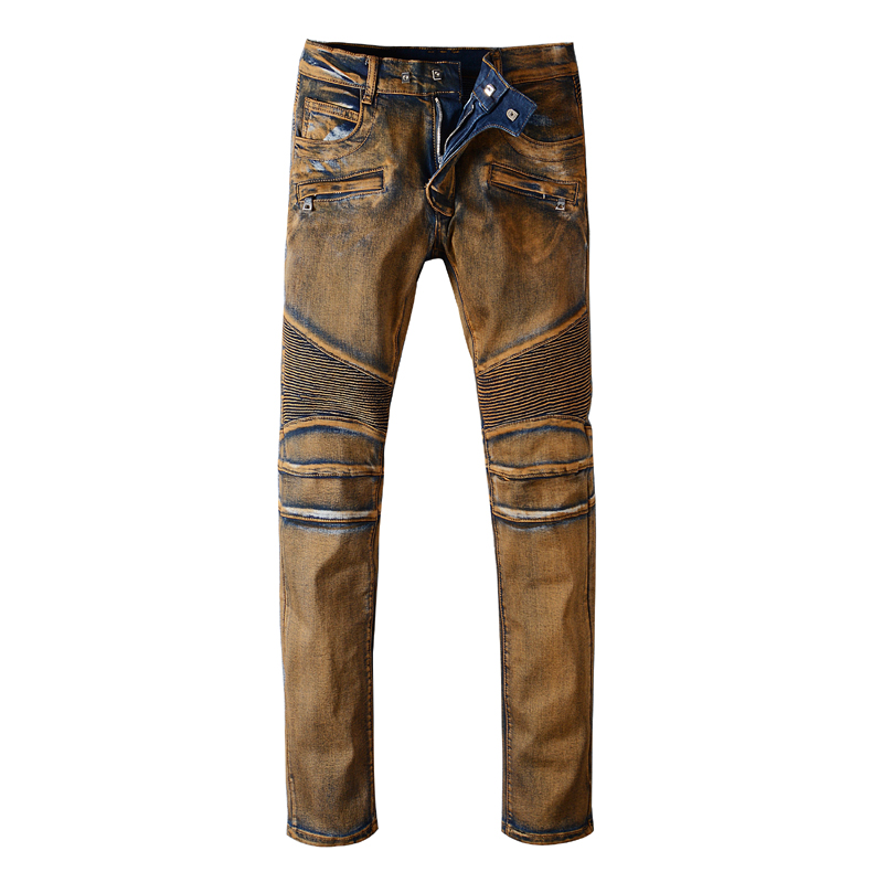 ФОТО 2016 latest retro do the old man jeans