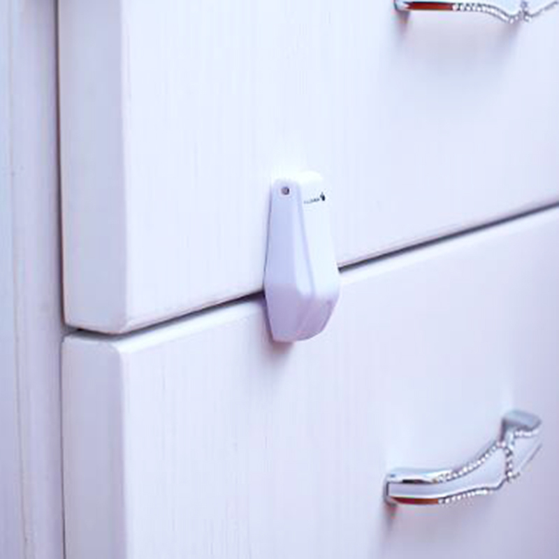 20 Pcs Drawer Door Terminator Security Product Plastic Baby Safety Protection From Children In Cabinets Boxes Lock