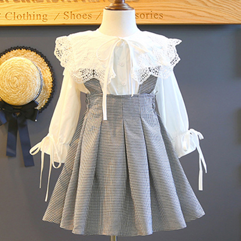 DK Knitting Pattern for Girls Beautiful Lacy Dress 2-7yrs 53