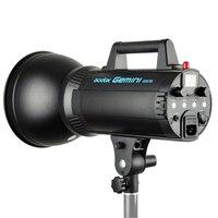 High Quality Godox Gemini Series GS200 200WS 200W Photography Studio Photo Mono light Strobe Flash Speedlight T5