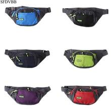 SFDVBB Womens Waist Packs Belt Fanny Bag Travel Small  High Quality Nylon Pouch Hot Sales