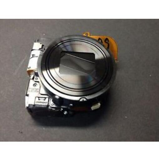 цена на NEW Lens Zoom For Sony Cyber-shot DSC-WX300 WX300 DSC-WX350 WX350 Digital Camera Repair Part Black Silver