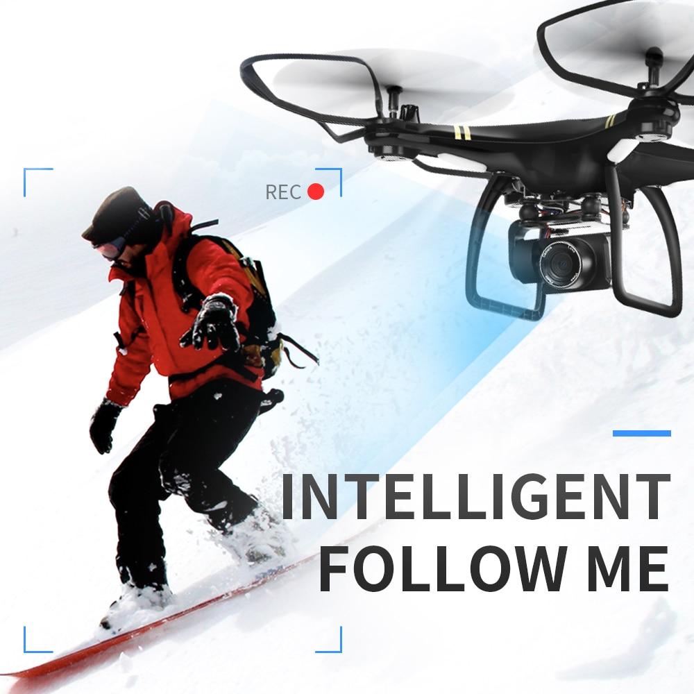5G Wifi GPS RC طائرات بدون طيار مع 1080 P كاميرا GPS المواقع الارتفاع الانتظار اتبعني Quadcopter بدون طيار المهنية طويلة تحلق الوقت-في طائرات هليوكوبترتعمل بالتحكم عن بعد من الألعاب والهوايات على  مجموعة 2