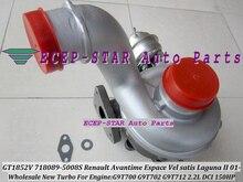 Free Ship GT1852V 718089 718089-0007 718089-0006 Turbo Turbine For Renault Avantime Vel Satis Espace Laguna G9T700 G9T712 2.2L