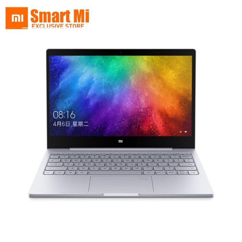 Оригинальный ноутбук Xiaomi Mi Тетрадь Air распознавания отпечатков пальцев Intel Core i5-7200U NVIDIA GeForce MX 13,3 дюймовый дисплей Windows 10
