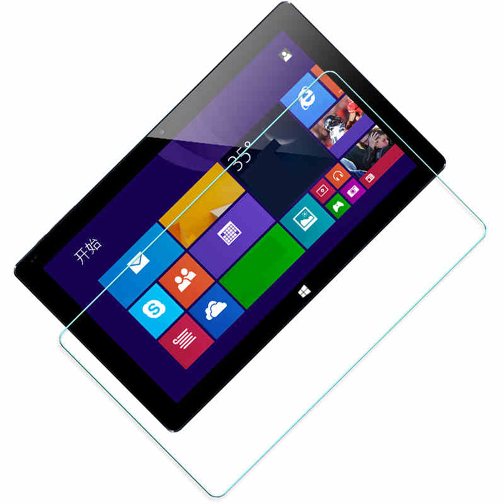 Transparent 0.3mm 2.5D HD Tempered Glass Screen Protector Protective Film for ALLDOCUBE CUBE iwork 1x Tablet PC for i7 Remix