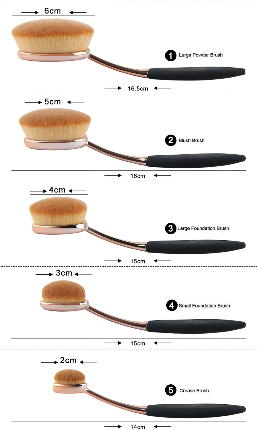 makeup brushes  (11)