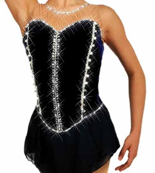 gheață rochie de patinaj profesional personalizat figura patinaj - Imbracaminte sport si accesorii
